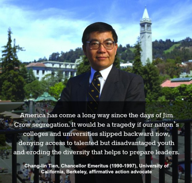 former UC Berkeley Chancelor Chang-Lin Tien deceased October 30, 2002